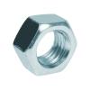Гайка М14 шестигранная DIN 934 цинк (4 шт)