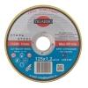 Диск отрезной по металлу 125х1.2х22.23 мм (A60 S BF) TIGARBO