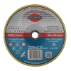 Диск отрезной по металлу 230х2.5х22.23 мм (A24 S BF) TIGARBO
