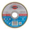 Диск отрезной по металлу 115х1.2х22.23 мм (A60 S BF) TIGARBO