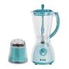 Блендер DELTA LUX DL-7310 350 Вт, кофемолка, стекл.чаша 1500 мл., серо-голубой