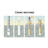 Анкер клиновой 8х50 мм цинк (2 шт)