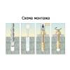 Анкер клиновой 10х95 мм цинк (2 шт)