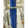 Зажим для троса (каната) 4 мм Duplex цинк (2 шт)