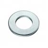 Шайба плоская М8 DIN 125А цинк (10 шт)