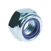 Гайка самоконтрящаяся М4 DIN 985 цинк (20 шт)