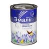 Эмаль универсальная акриловая ТЛКЗ РАДУГАМАЛЕР коричневая 0.9 кг