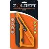 Нож для подрезания обоев в углах 18 мм с сегментным лезвием и автоблокировкой Master ZOLDER