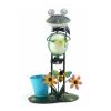 Светильник садовый на солнечной батарее 380 Лягушонок-садовник Чудесный сад