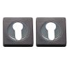Накладка дверная A52-CL GF/CP (графит/хром) MARLOK