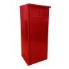 Шкаф для газового баллона (на 1 баллон разборный) красный
