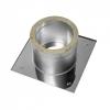 Потолочно-проходной узел с утеплением н/ж ф120мм