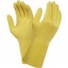 Перчатки резиновые хозяйственные размер S