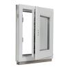 Окно ПВХ 1 створка WHS 600х500 мм правое поворотно-откидное