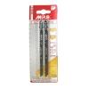 Пилки для электролобзика 132х110 мм по дереву MPS 3104-L-2 (2 шт)