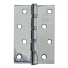 Петля дверная 100х70х2,5 CP (хром) MARLOK