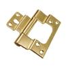 Петля для дверей с притвором ПНН 80 золото
