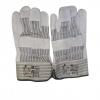 Перчатки комбинированные (коровий спилок) арт 0112
