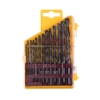 Набор сверл по металлу 2-8 мм BIBER Стандарт 74132 (13 предметов)