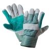 Перчатки спилковые с усиленным наладонником