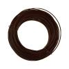 Проволока оцинкованная с полимерным покрытием d-2.8 мм 100 м темно-коричневая