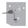 Зажим анкерный 16-25 мм IEK ЗАБ (UZA-14-D16-D25)