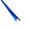 Планка для профлиста (С8) 2000 мм сигнально-синяя (RAL 5005)