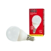 Лампа светодиодная P45 5.5 Вт шар 3000 K теплый белый свет RED