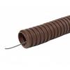 Труба гофрированная ПВХ 25 мм с зондом 25 м ЭКО бук TDM ЕLECTRIC