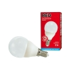 Лампа светодиодная P45 7 Вт шар 4000 K холодный белый свет RED