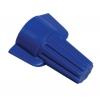 Зажим соединительный изолирующий СИЗ-2 синий 11-30 мм² с лепестками (100 шт) IEK