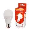 Лампа светодиодная LED A60 20 Вт E27 груша 3000 K теплый свет ЭКОНОМКА
