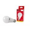 Лампа светодиодная LED A60 9 Вт E27 груша 3000 K теплый белый свет RED