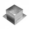 Потолочно-проходной узел составной, КВАДРАТНЫЙ  (430/0,5 мм) Ф210
