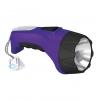 Фонарь светодиодный аккумуляторный РМ-5000 Violet (3W) с вилкой ФОТОН