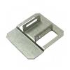 Кляймер для ПВХ панели оцинкованный с гвоздем (80 шт)