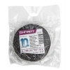 Изолента х/б ОНЛАЙТ черная, 20 мм (10 м)