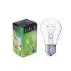 Лампа накаливания A50 60 Вт E27 груша прозрачная Favor