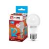 Лампа светодиодная VC A60 12 Вт E27 груша 4000 K белый свет IN HOME