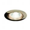 Светильник потолочный Montana 51 1 04 50 Вт поворотный золото ИТАЛМАК
