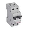 Выключатель автоматический модульный 2П С 25А 4.5 кА RX3 Legrand