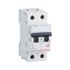 Выключатель автоматический модульный 2П С 20А 6 кА TX3 Legrand