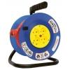 Удлинитель силовой на катушке UNIVersal ВЕМ-250 (4х20 м, ПВС 2х0.75, с термозащитой)