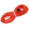 Удлинитель UNIVersal УШ-10 оранжевый (1х50 м, ПВС 3х0.75, с крышкой, с/з)