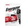 Элемент питания LR03 ААА MAX 1.5 В BP-2 (2 шт) Energizer