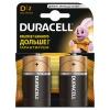 Элемент питания LR20 1.5 В BR-2 (2 шт) Duracell