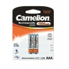 Аккумулятор R03 NI-MN 1100мА.ч BP-2 (блист.2шт) Camelion 7372