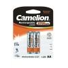 Аккумулятор R6 NI-MN 2700мА.ч BP-2 (блист.2шт) Camelion 7371