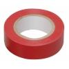 Изолента ПВХ IEK красная, 15 мм (20 м)