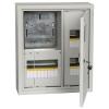 Корпус (щит) учетно-распределительный навесной металлический IEK ЩУРн-1/15зо-1 36 УХЛ3 IP31